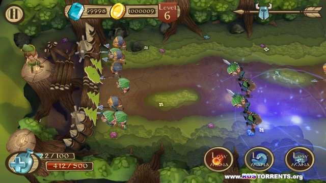 Робин Гуд: Баллада о выживших   Android