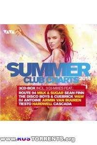 VA - Summer Club Charts | MP3