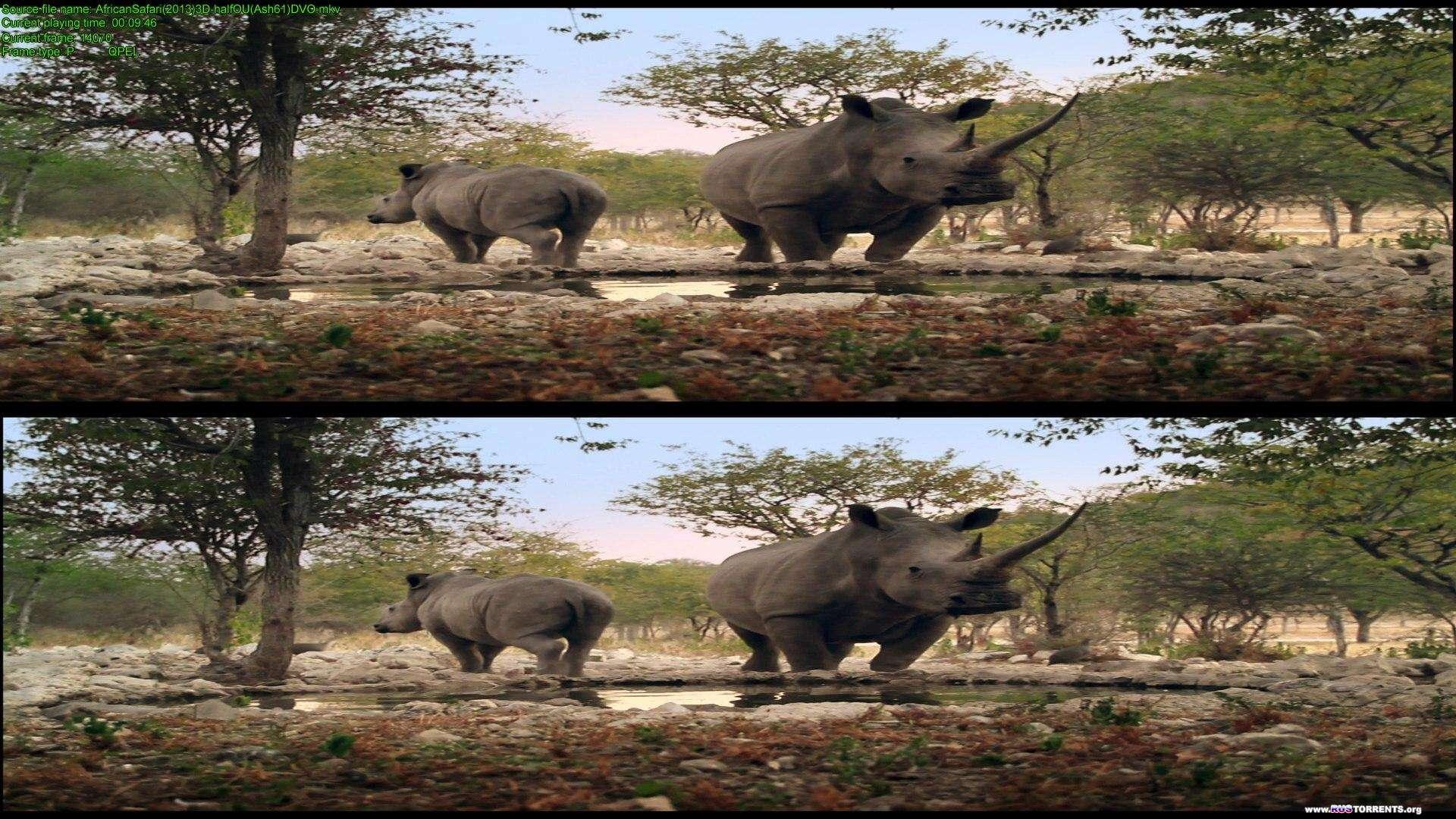 ����������� ������ 3D | BDRip 1080p | 3D-Video | halfOU | P2