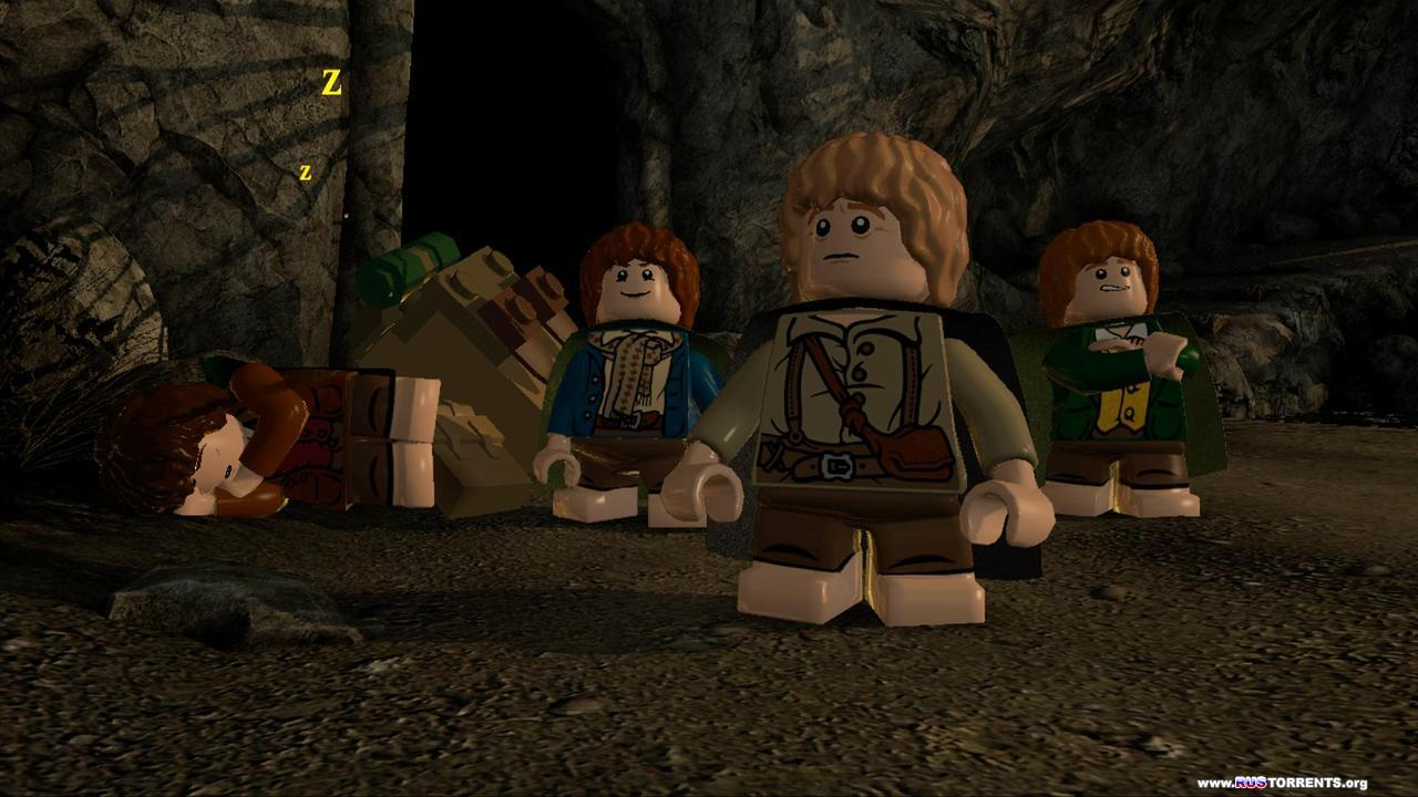 LEGO The Lord of the Rings | PC | RePack от R.G. Механики