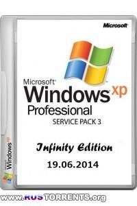 Windows XP Professional Service Pack 3 x86 Infinity Edition 19.06.2014 RUS