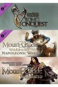 Mount and Blade: Warband [v 1.166] | PC | RePack by TRiOLD