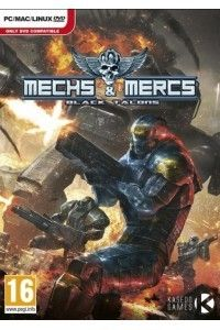 Mechs & Mercs: Black Talons | PC | RePack от xatab