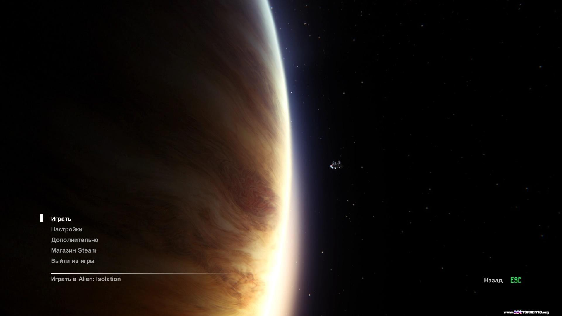 Alien: Isolation - Digital Deluxe Edition   PC   RePack от xatab