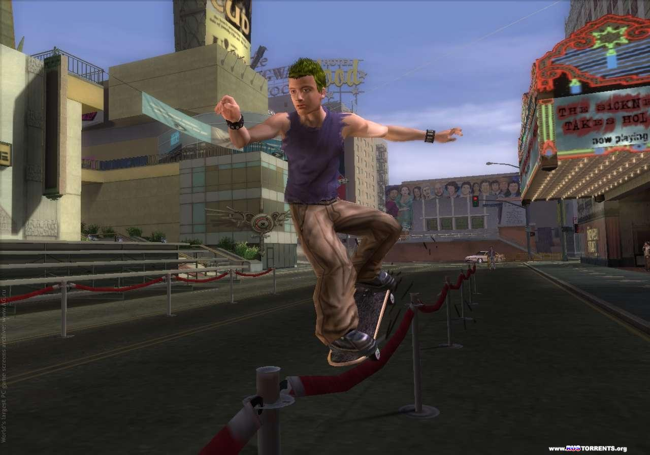 Tony Hawk's American Wasteland | PC | RePack от R.G. Механики