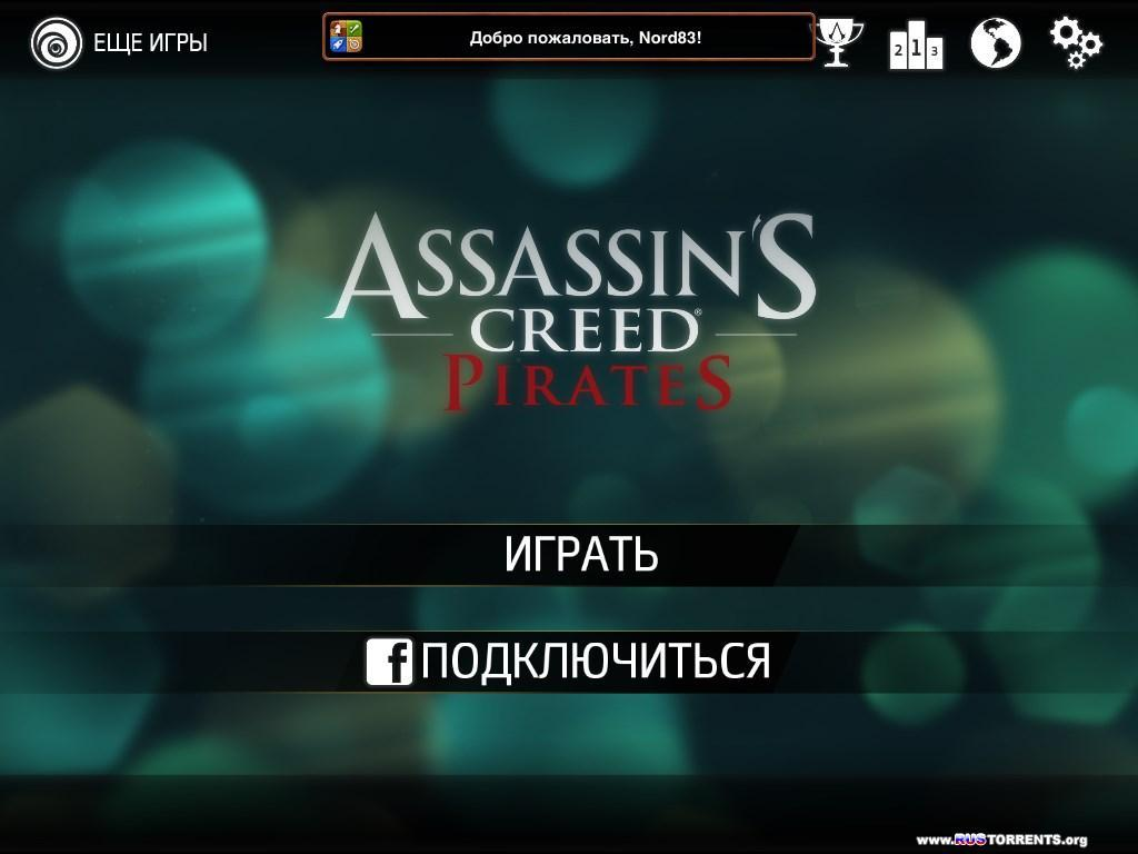 Assassin's Creed Pirates (v1.0.1) | iPhone, iPod, iPad