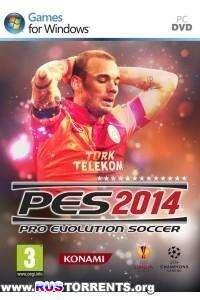 Pro Evolution Soccer 2014 [v1.01 + 2 DLC] | RePack от Black Beard