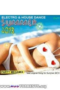 VA - Electro & House Dance Summer 2013 (Megamix)