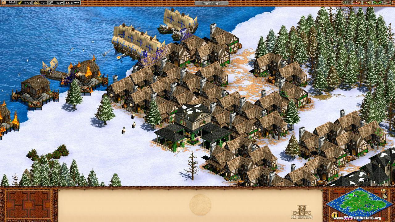 Age of Empires 2: HD Edition [v.3.2] | PC | RePack от Audioslave