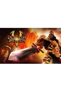 Dungeon Hunter 5 v1.0.0j [Mod] | Android