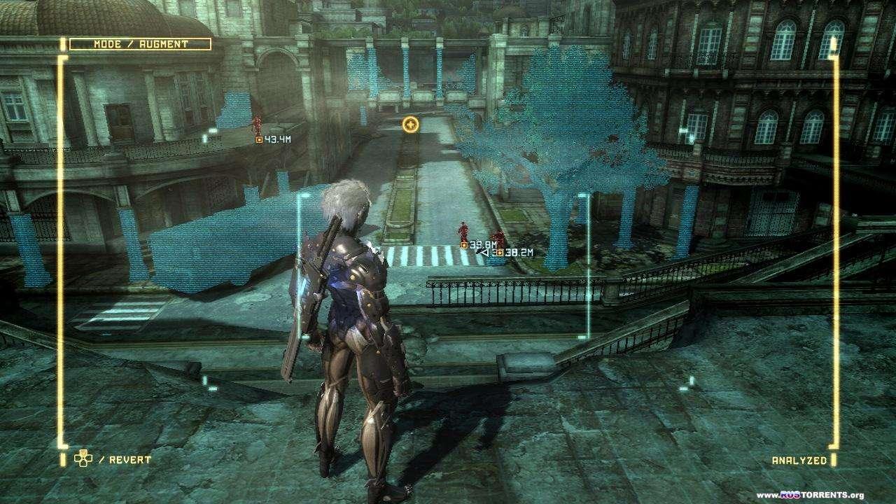 Metal Gear Rising: Revengeance [v.1.01] | PC | �����������