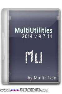 Multi Utilities 9.7.14 х86/х64 by Mullin Ivan RUS | PC