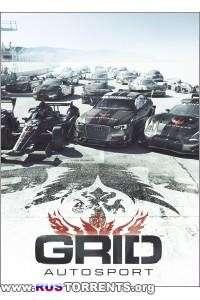 GRID: Autosport - Black Edition [v 1.0.103.1840 + 11 DLC] | PC | RePack от R.G. Steamgames