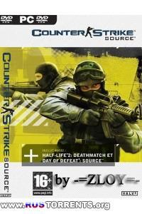 Counter-Strike Source v1.0.0.74 + Автообновление (No-Steam)