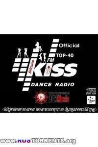 VA - Kiss FM - Top-40 + Kiss FM - Top-10 (01.09.2013)
