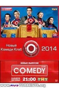Новый Comedy Club [эфир от 10.10] | WEB-DL 720p
