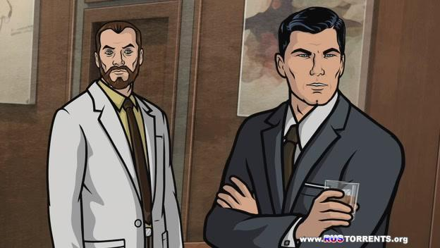 Спецагент Арчер | Сезон 2 / (1-13 из 13 Серий) | WEB-DLRip