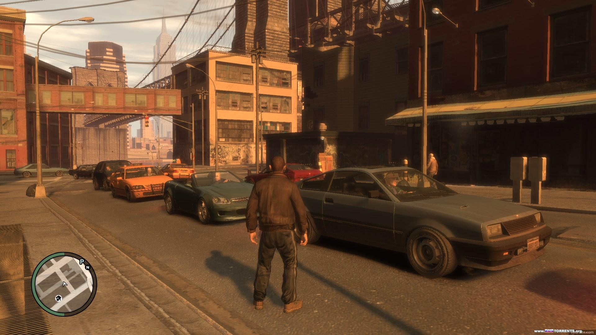 Grand Theft Auto IV - Complete Edition | PC | RePack �� xatab