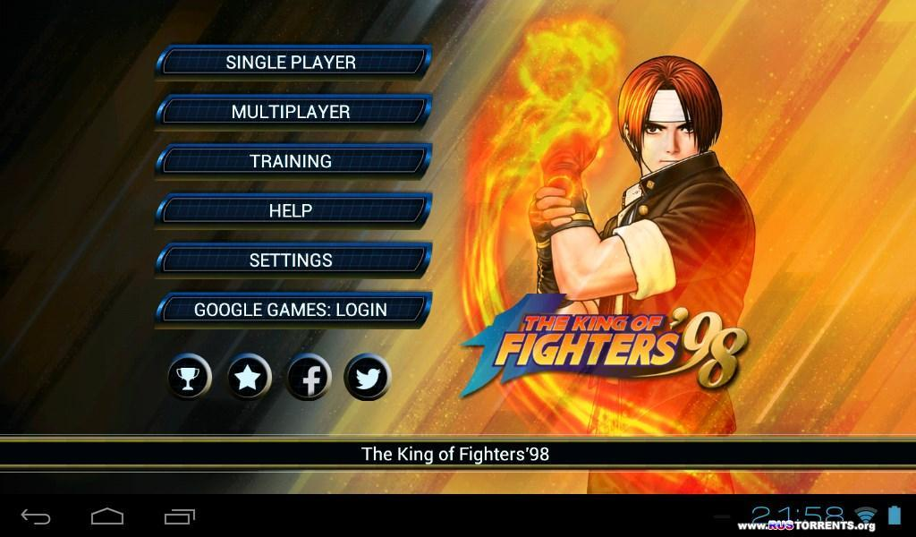 THE KING OF FIGHTERS '98 v1.0 | Android