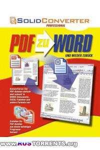 Solid Converter PDF v8.0 Build 3547.90 Final | Русский присутствует