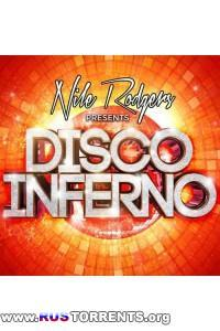 VA - Nile Rodgers Presents Disco Inferno (3 СD Mixed + Cue) | MP3
