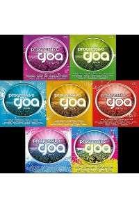 VA - Progressive Goa [vol. 01-07]   MP3