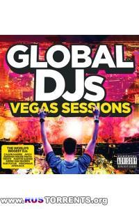 VA - Global DJs - The Las Vegas Sessions (3CD) | MP3