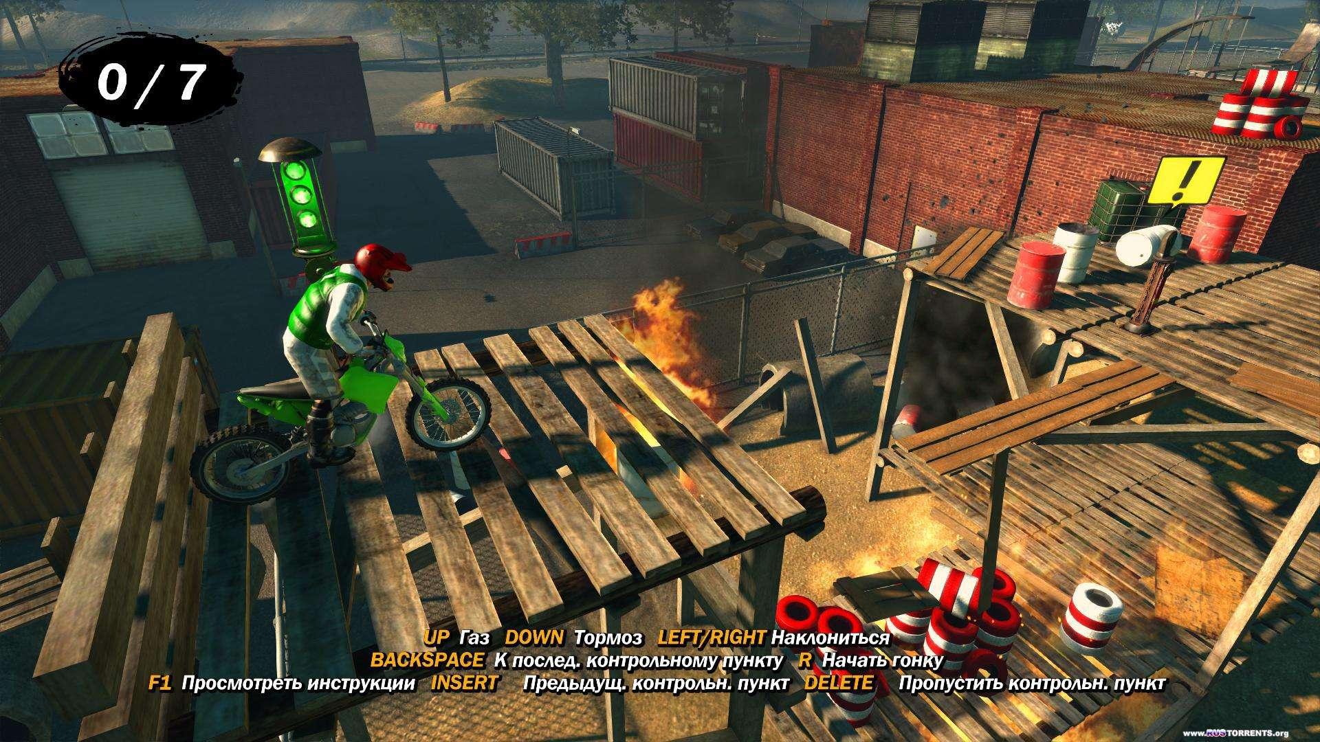Trials Evolution: Gold Edition [v 1.0.2 + 1 DLC] | PC | RePack �� Fenixx