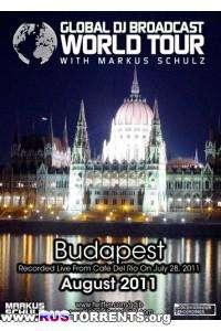 Markus Schulz - Global DJ Broadcast: World Tour - Budapest, Hungary