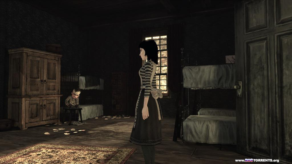 Alice: Madness Returns | РС | RePack от R.G. Механики