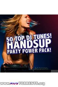 VA - Handsup Party Power Pack! (50 Top DJ Tunes!)