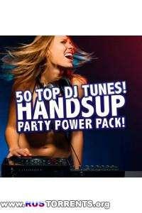 VA - Handsup Party Power Pack! (50 Top DJ Tunes!)