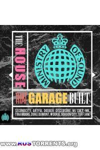 VA - Ministry Of Sound - The House That Garage Built [3CD] | MP3