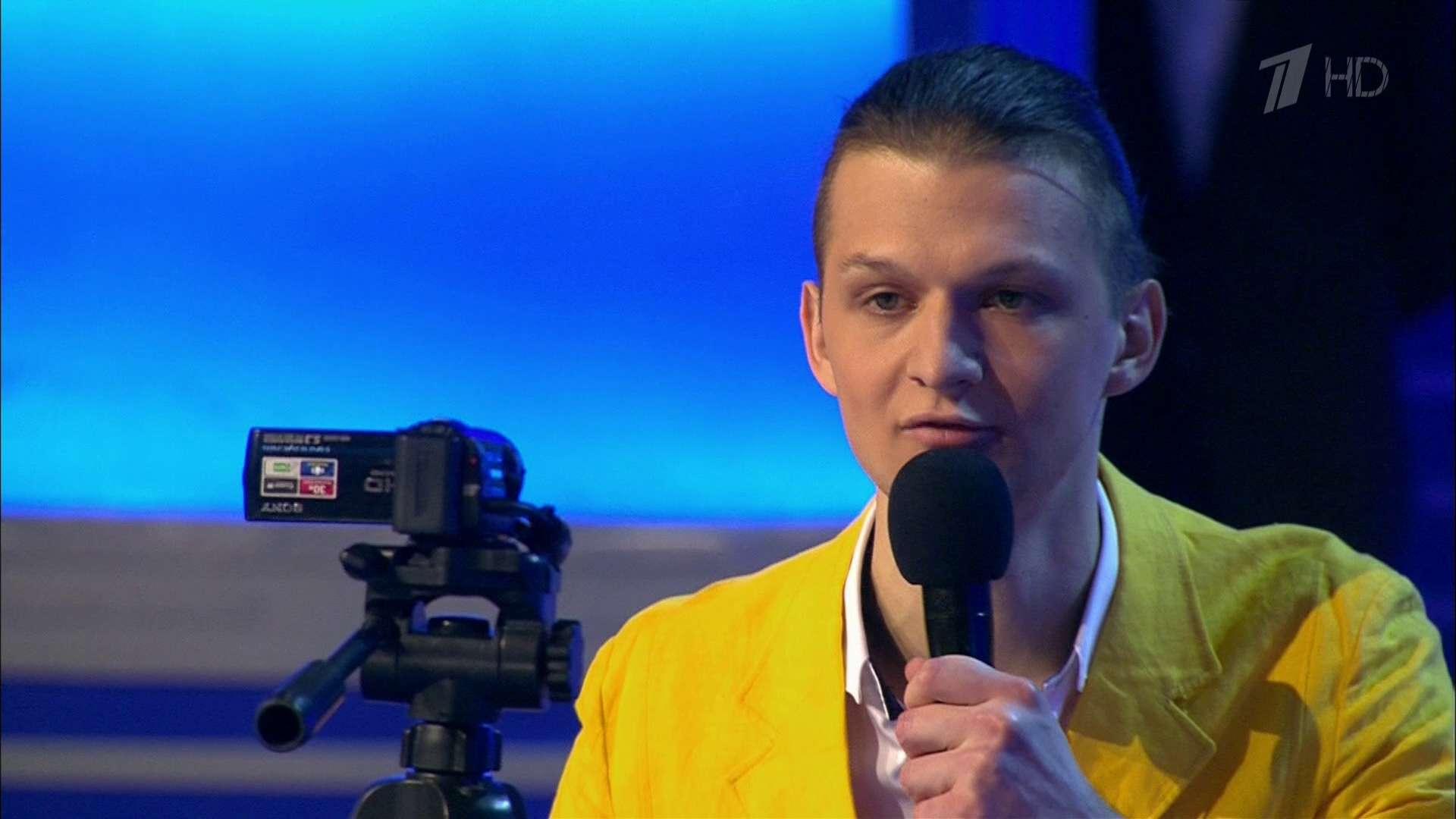 КВН 2014. Высшая лига. Второй полуфинал [26.10] | HDTV 1080i