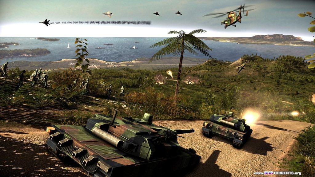 Wargame: Red Dragon | PC | RePack �� R.G. Revenants