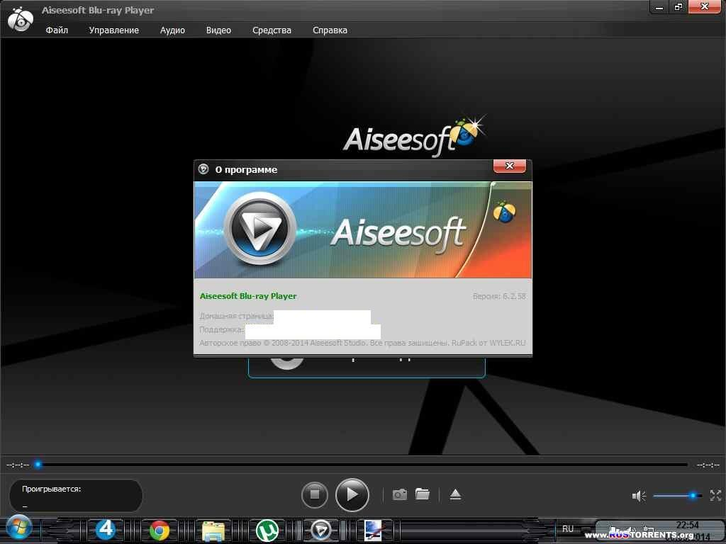 Aiseesoft Blu-ray Player 6.2.58
