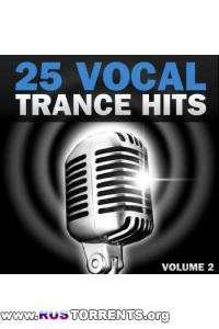 VA-25 Vocal Trance Hits Volume 2