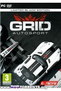 GRID: Autosport Black Edition | PC | RePack от R.G. Freedom