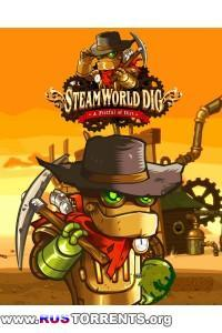 SteamWorld Dig [v 1.09] | PC | Repack от R.G. Механики