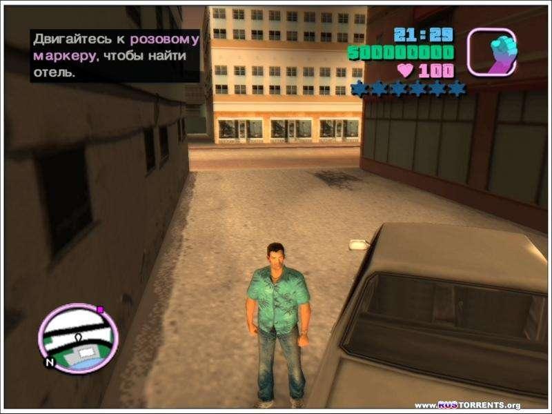 Grand Theft Auto: Vice City   PS3