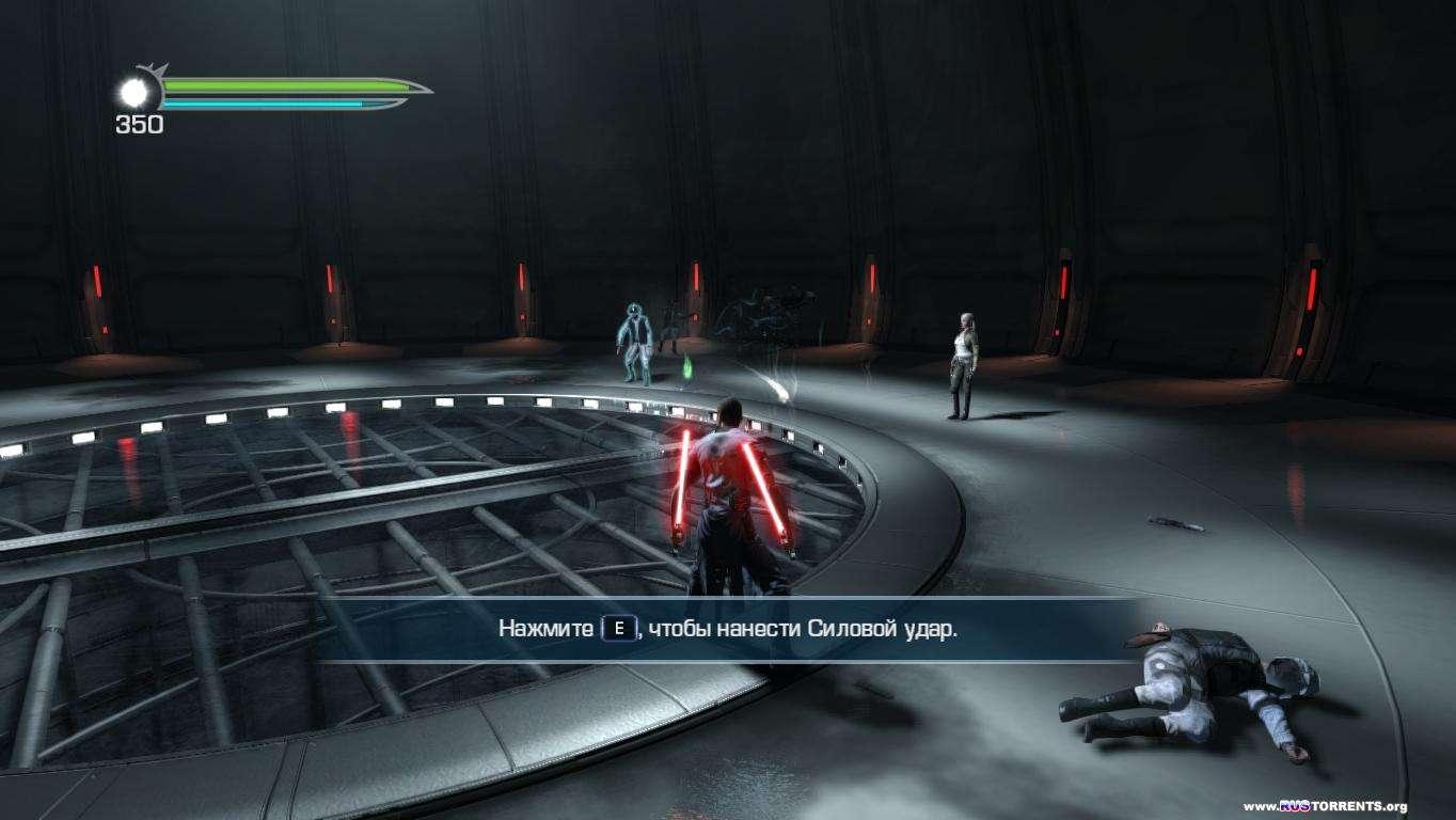 Star Wars: The Force Unleashed 2 | PC | Repack от Fenixx