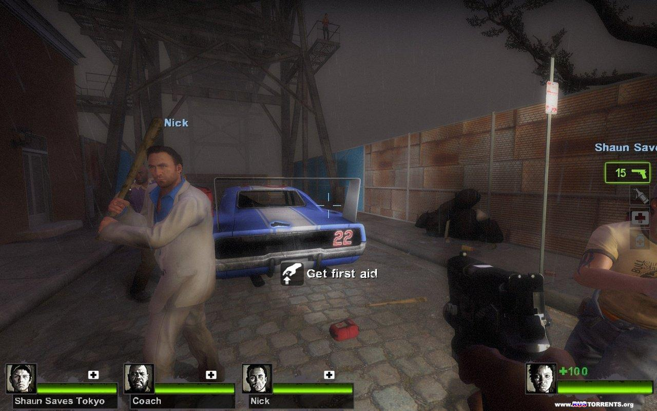 Left 4 Dead 2 v2.1.3.5 + �������������� + ������������ (No-Steam)