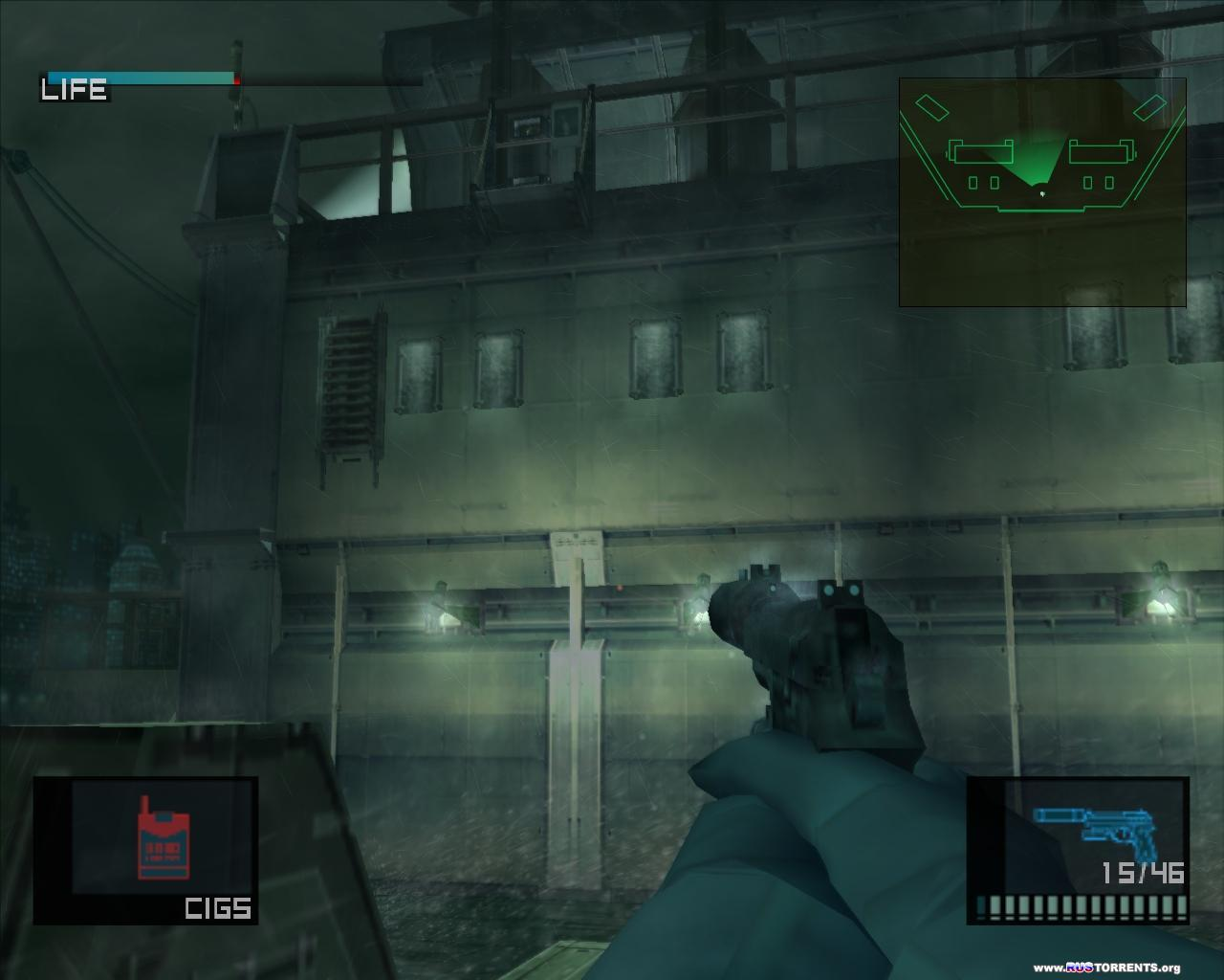 Metal Gear Solid 2: Substance   Repack от deus_ex