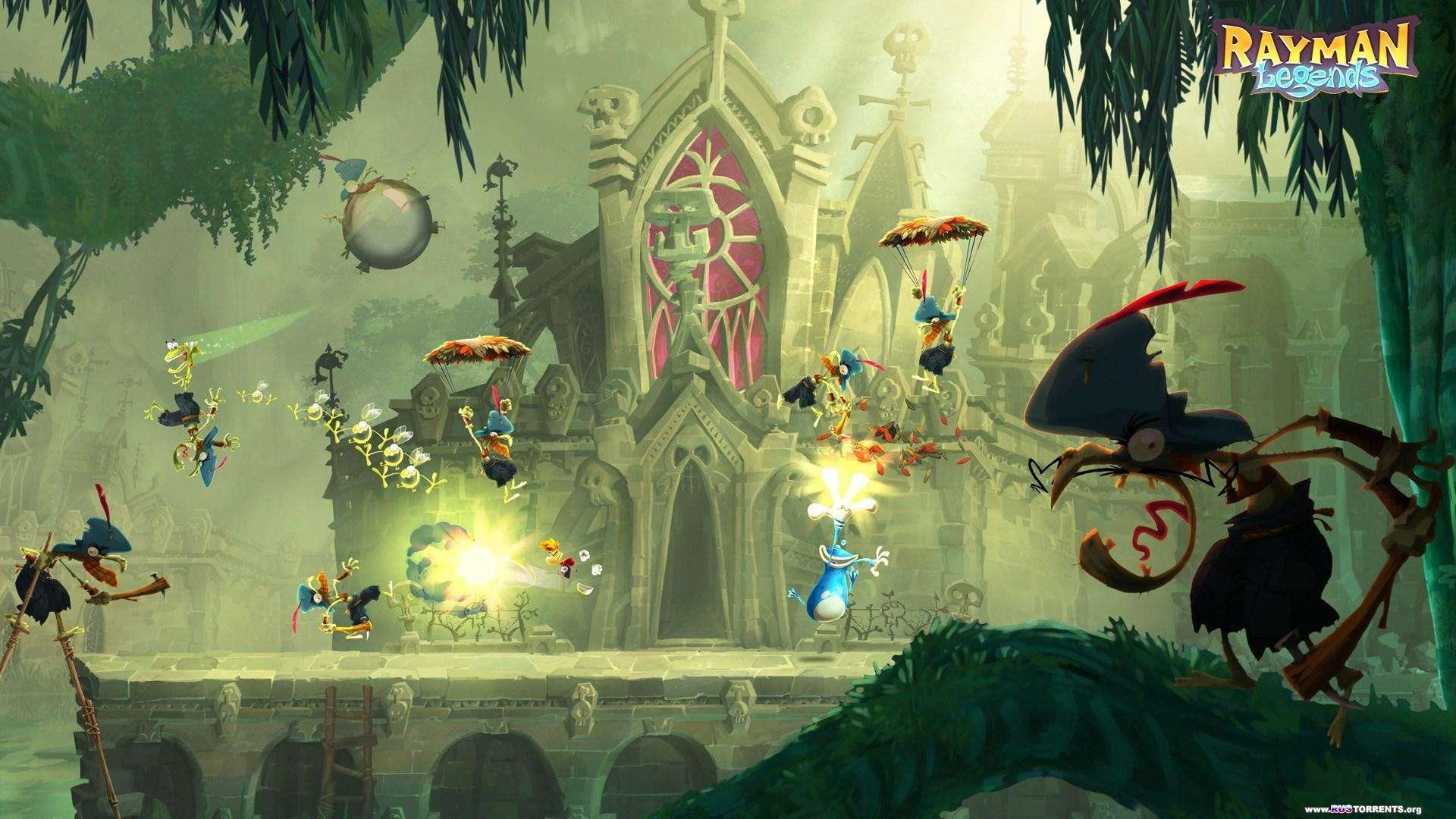Rayman Legends | RePack �� SEYTER