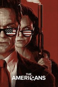 Американцы [03 сезон: 01-13 серии из 13] | WEB-DL 720p | NewStudio