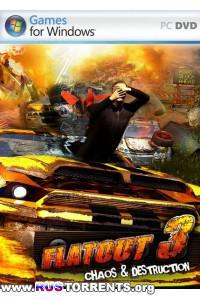 Flatout 3: Chaos & Destruction (ENG) | Lossless RePack от R.G. UniGamers