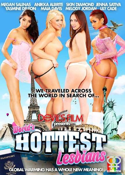 Мировые Горячие Лесбиянки | World's Hottest Lesbians