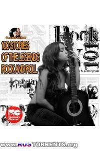 Сборник - 100 Stories Of The Legends Rock and Roll | MP3