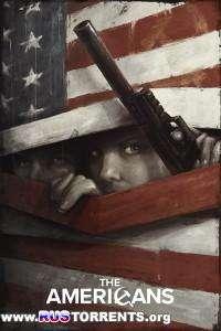 Американцы [S02] | WEB-DL 720p | NewStudio