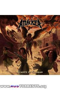 Attacker -  Дискография (6 CD)